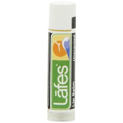 Lafes LAFEA Lafe's Lip Balm, Unscented, 0.15 Ounce []