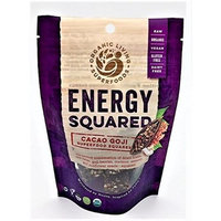Organic Living Superfoods cacao-goji-sq-R Cacao Goji Energy Squares Regular Case - Pack of 6