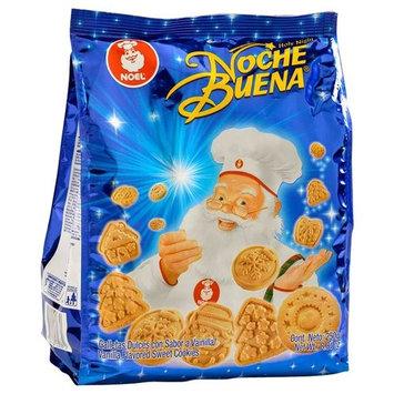 Noel Holy Night Noche Buena Vanilla Flavored Sweet Cookies, 8.81 oz