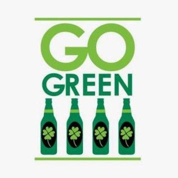 Go Green Irish Beverage Napkins 18 Per Pack