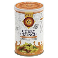 Bridgepoint Foods Llc Zouq Curry Crunch Snack, 3.17 oz, (Pack of 6)
