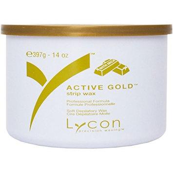 Lycon Active Gold Soft Strip Wax 14 oz