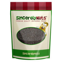 Sincerely Nuts Whole Blue Poppy Seeds (SPAIN) 5 LB Bag