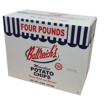 Ballreich Potato Chips 4lb Box