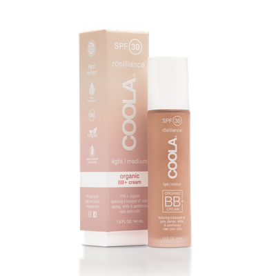 COOLA Mineral Face SPF 30 Rōsilliance® Organic BB+ Cream
