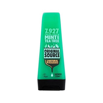 Original Source Tea Tree & Mint Shower Gel 250ml - (Pack of 2)