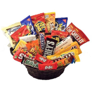 Gifts2gonow Candy Explosion Gift Basket