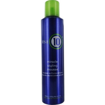 it's a 10 Miracle Styling Mousse, 9 oz. (packof 2) by It's a 10