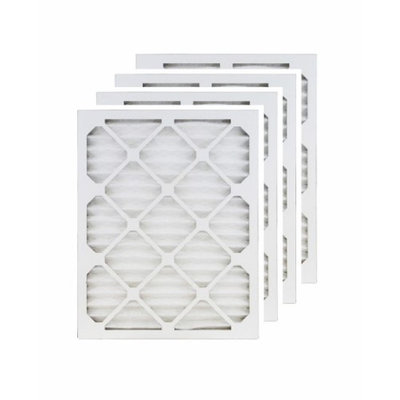 Filters-now 24x36x1 (23.5x35.5) MERV 13 Air Filter/Furnace Filters (4 pack)