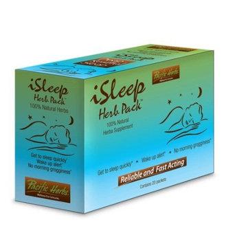 iSleep Herb Pack (20 packets per box, 6g each packet) - 1 box