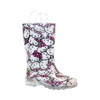 Infant Girls' Western Chief Light-Up Rain Boot