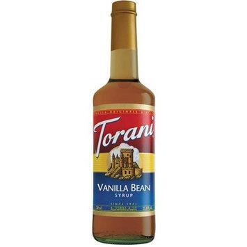 Torani Vanilla Bean Syrup, 25.4 Ounce [Vanilla Bean]