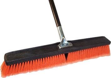 Dqb Industries 09973 24 in. Professional Push Broom