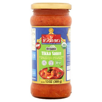 Zbi Inc. Truly Indian, Sauce Tikka, 13 Oz (Pack Of 6)