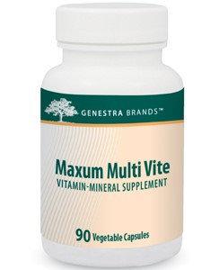 Genestra, Maxum Multi Vite (90) 90 vcaps