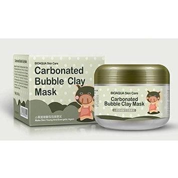 Livoty BIOAQUA Brand Skin Care Oxygen Bubbles Carbonate Moisturizing Facial Masks