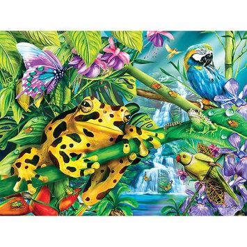 White Mountain Puzzles Rainforest Friends 100 Piece Puzzle