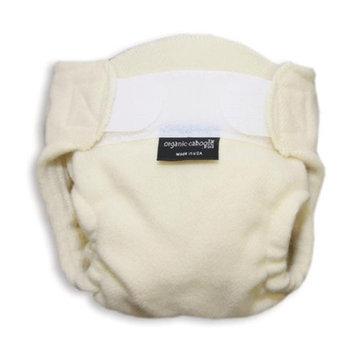 Organic Caboose Organic Fine Melton Wool LITE Diaper Cover Small