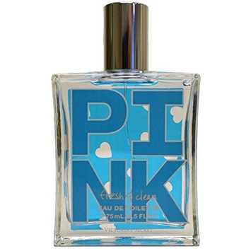 Victoria's Secret Pink Eau De Toilette Fresh & Clean Perfume