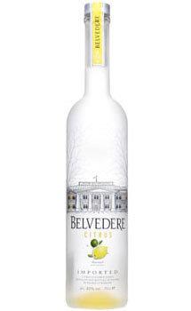 Belvedere Vodka Citrus