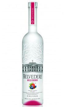 Belvedere Vodka Wild Berry