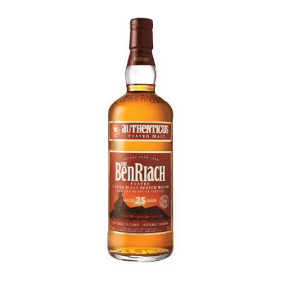 Benriach Scotch Single Malt 25 Year Old Authenticus