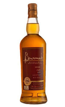 Benromach Scotch Single Malt 10 Year Old