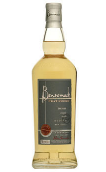 Benromach Scotch Single Malt Peat Smoke