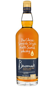 Benromach Scotch Single Malt 15 Year Old