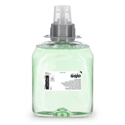 GOJO® Luxury Hair, Body & Hand Foam Wash