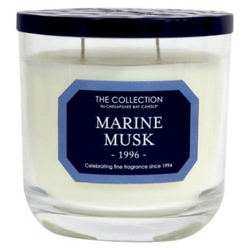 Jar Candle Marine Musk 12oz - THE COLLECTION by Chesapeake Bay Candle®