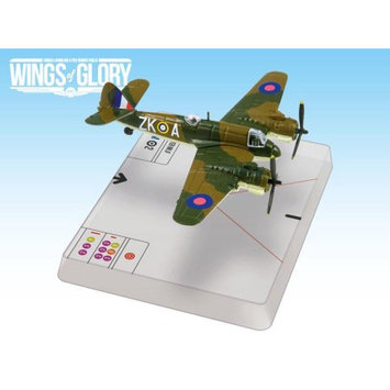 Ares Games Srl WGS201B Bristol Beaufighter Mk. If Herrick Miniatures