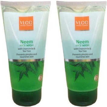 VLCC Neem With Chamomile & Tea Tree Face Wash (pack of 2) 300ml
