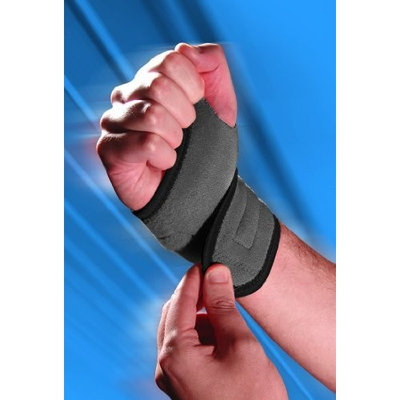 NatraCure Neoprene Magnetic Wrist Support (9800-MAG)