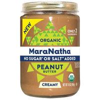 Maranatha Organic Creamy Peanut Butter