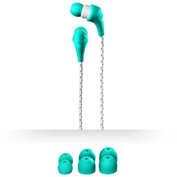 H2o Audio Mp3 Players H20 X-1 Womens Momentum Sport Headphones Teal
