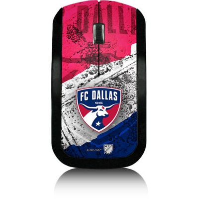 Keyscaper FC Dallas Wireless USB Mouse