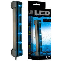 Commodity Axis ACA31782 Led-Airstone 6 in. - 1.8 Watt - Blue