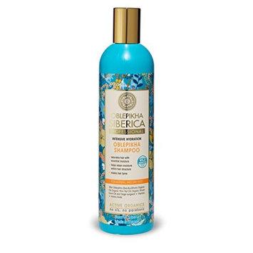 Natura Siberica Oblepikha Active Organic Sea Buckthorn Shampoo for Normal and Dry Hair 400 Ml (Natura Siberica)