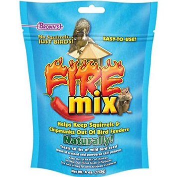 Mojetto Garden Chic Fire Mix Bird Seed Additive