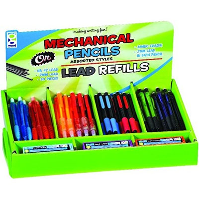 DDI 697895 Mechanical Pencil,Value .7Mm Display Case of 96