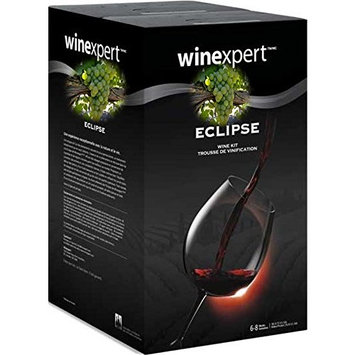 Winexpert HOZQ8-1679 Eclipse Sonoma Dry Creek Chardonnay Wine Kit, White