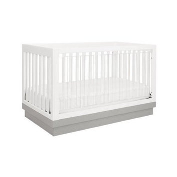 Infant babyletto 'Harlow' 3-in-1 Convertible Crib - White