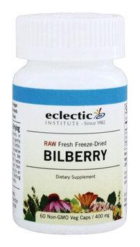 Eclectic Institute American Bilberry - 400 mg - 60 Vegetarian Capsules
