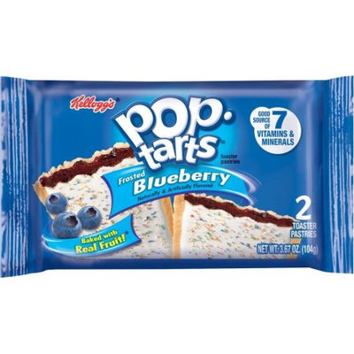 Keebler Blueberry Pop Tarts (31032) - 6 Pack
