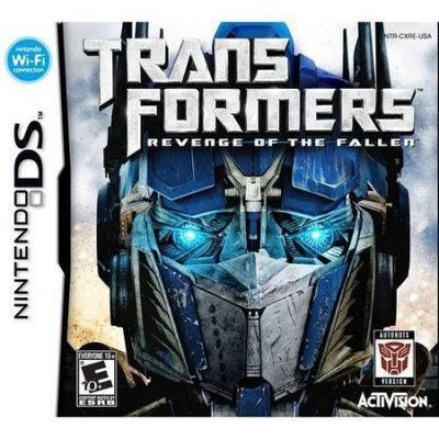 Nintendo Transformers: Revenge of the Fallen (Autobots)