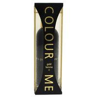 Colour Me Femme Gold Eau de Parfum Spray 100ml With Gift