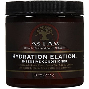 As I Am Hydration Elation Intensive Conditioner, 8 oz by I AM