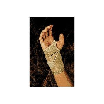 7 Wrist Brace W/Tension Strap Md Left 3-3 1/2 Sporta