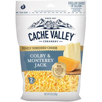 American Dairy Brands CACHE VALLEY 12/8 OZ COLBY JACK FINE SHRED